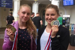 Pasaulio jaunimo čempionate A. Šeleikaitė – šešta
