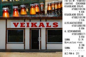 Pirkti alaus – į Latviją