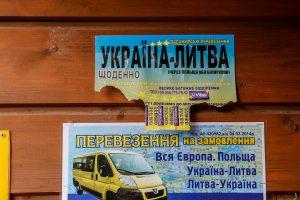 Lietuvoje daugėja legaliai atvykstančių ukrainiečių