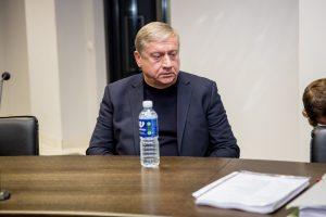 Klaipėdos uoste – pinigų detektyvas