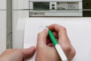 Dėl mokėjimo už elektrą – galvosūkis