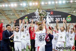 LFF Supertaurės rungtynių vietą išrinks aistruoliai