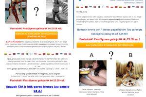 Stokholmo dietai – įtarimai