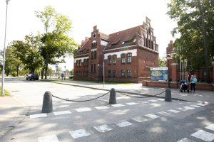Gatvė prie Klaipėdos universiteto vėl bus atvira