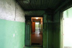 Gaisrai bendrabutyje – dėl uždarytų durų?