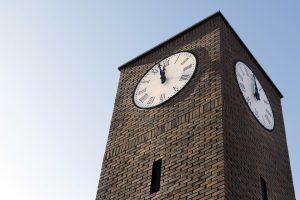 Turgaus laikrodis: klaida ar dizaino sprendimas?
