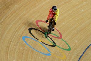 Dviratininkė S. Krupeckaitė pasaulio sprinto reitinge – trečia