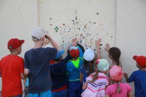 Vaikams – prasmingas laisvalaikis pajūryje