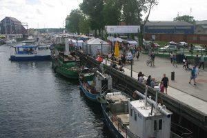 Žvejų krantinėje – nauja šventė
