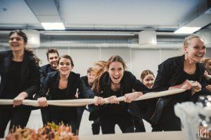 Jauno teatro dienos – teatro pavasaris Klaipėdoje (programa)
