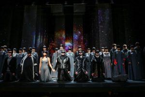 """""""Jolantos"""" premjera: operai sugrąžinta kūrybinė tiesa"""