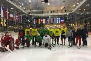 Klaipėdoje stovyklavo KHL ledo ritulininkai