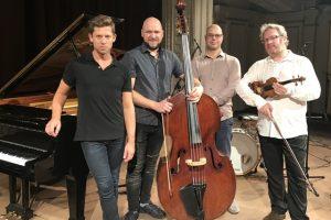 Klaipėdos koncertų salėje susilies romantiško smuiko ir džiazo skambesiai