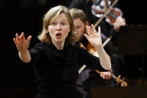 Klaipėdos koncertų salėje – kerinti dirigavimo ekspresija