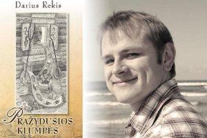 Uostamiestyje – D. Rekio poezijos knygos pristatymas