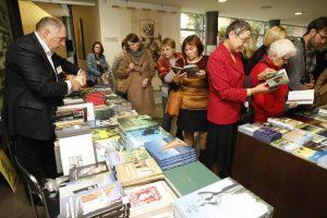 Uostamiestyje – knygų gurmanų puota
