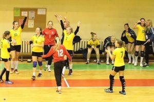 Klaipėdoje savaitę šurmuliuos Europos merginų rankinio čempionatas