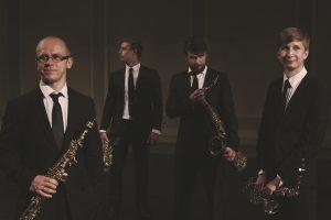 Metropolitenas ir Brodvėjus – saksofonų tembrais