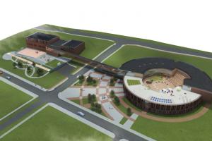 Pradedama projektuoti nauja mokykla