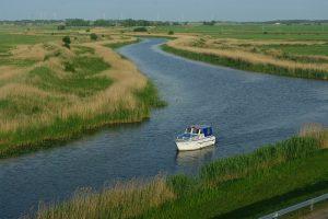 Laivyba galima visame Vilhelmo kanale