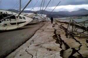 Prie Vanuatu – galingas žemės drebėjimas: gresia cunamis