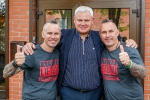 Klaipėdoje pagerbti Pasaulio lietuvių žaidynių prizininkai