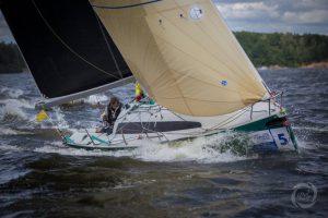 """Jachtos """"Raganosis"""" įgulai – keturios pirmosios vietos ir 2018-ųjų metų """"Grand Prix"""""""
