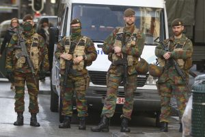 Belgijoje suimta nukauto džihadisto sesuo