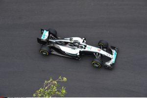"""""""Formulės 1"""" etapą Baku iš pirmosios pozicijos pradės sezono lyderis"""