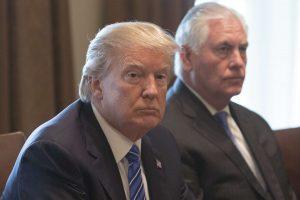 D. Trumpas: naujos sankcijos Šiaurės Korėjai yra tik pradžia