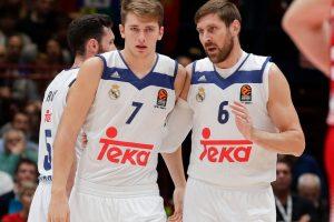 """""""Real"""" ir Slovėnijos krepšinio vunderkindas Ispanijoje surengė įspūdingą pasirodymą"""