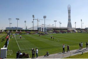 Kataras futbolo čempionato pasiruošimui per savaitę išleidžia 0,5 mlrd. dolerių