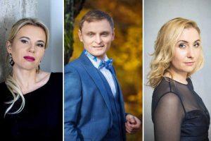 Kaip skamba Lietuva: dedikacija valstybės atkūrimo šimtmečiui
