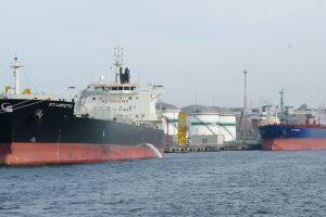 Ar išliks Klaipėdoje baltarusiški kroviniai?