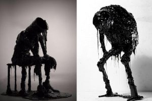 Parodoje – dervoje menininko įkalinta tapatybė