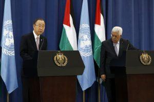 JT vadovas pesimistiškai vertina Izraelio ir palestiniečių krizę