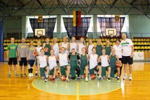 Lietuvos dvidešimtmetės krepšininkės neprilygo lenkėms