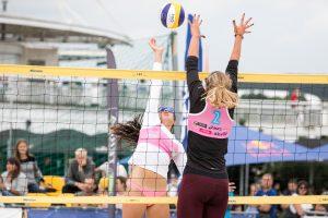 Lietuvos paplūdimio tinklinio čempionate ryškiausiai žibėjo favoritai