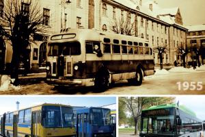 """""""Klaipėdos autobusų parkas"""": kas pasikeitė per 10 metų"""