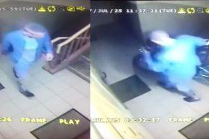 Ieškomas dviratį pavogęs vyras