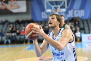 LKL savaitės MVP pripažintas A. Valeika