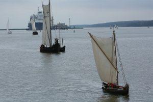 Tradiciniais laivais rūpinsis muziejus