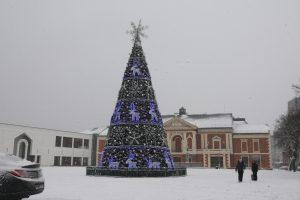 Kalėdų Karavanas su olimpiečių palyda ir dovanomis mokykloms lankysis Klaipėdoje