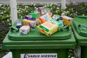 Gali sušlubuoti atliekų tvarkymo sistema