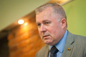 A. Anušauskas: į Lietuvą neįleistas rusas siekia balinti sovietų nusikaltimus