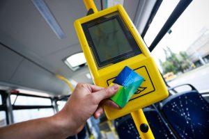 Vilniečio kortelė: neaktyvintą terminuotąjį bilietą galima grąžinti