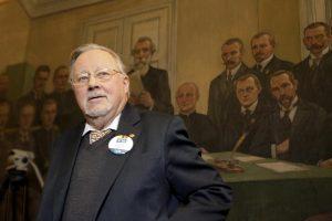 V. Landsbergis partiečius kritikavo dėl rinkimuose pralaimėtų miestų