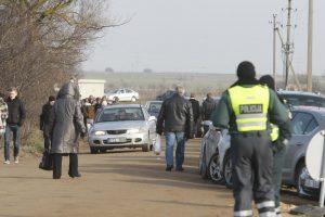 Uostamiesčio vairuotojų laukia apribojimai (eismo schemos)