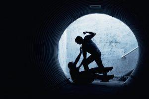 Pretekstas užpulti – kuprinė