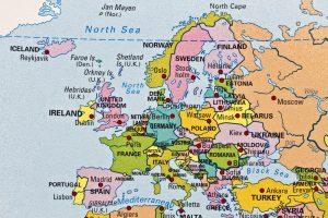 Lietuvos gyventojui kaip ir amerikiečiui Europa – tamsus miškas